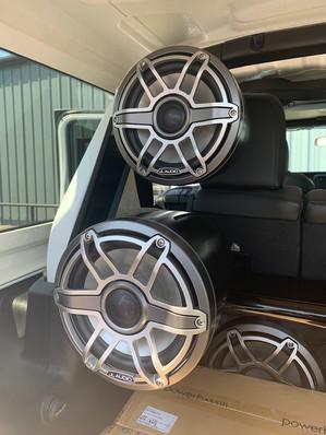 Custom JL M6 Pods