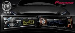Versus Car Audio Pioneer Electronics