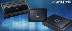 Alpine Electronics Amplifiers
