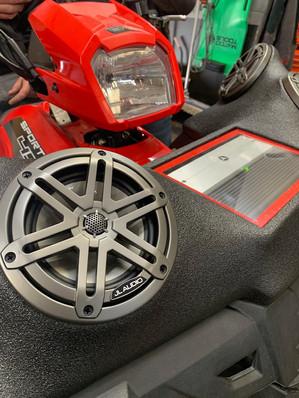 Power Sports Custom JL Audio
