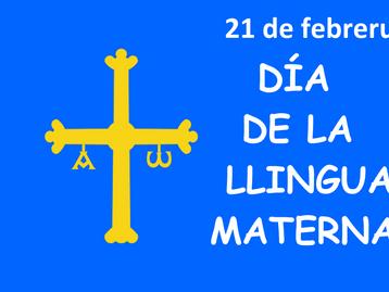 Día de la Llingua Materna nel Institutu