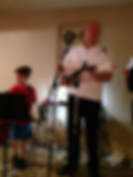 Matthew with plavi at cro hall20180414 (