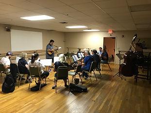 Tamburitza Practice 11 12 2018  week 7 (
