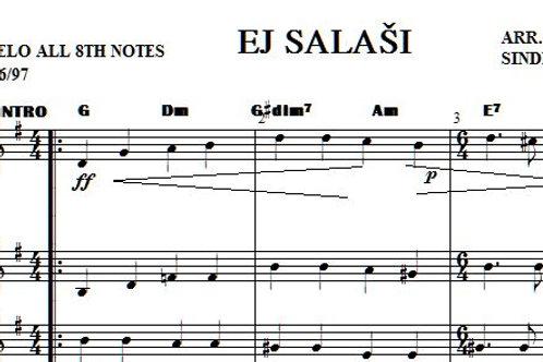 Ej Salasi Full Score 8 Parts