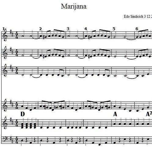 Marijana 6 Parts
