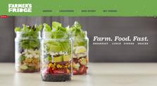 Recipe Development & Food Styling, Farmer's Fridge
