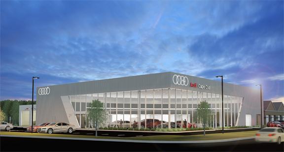 Audi of Cape Cod