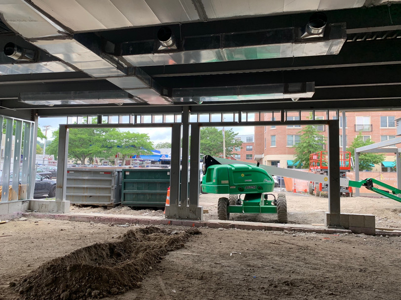Real progress at Audi Brookline!