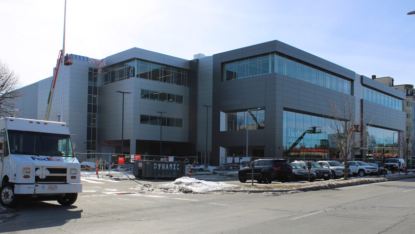 We're looking forward to the completion of Herb Chambers Jaguar Land Rover of Boston.