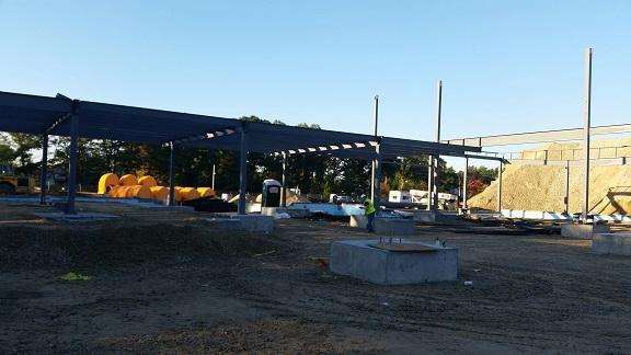 Lexus of Hingham is Under Construction