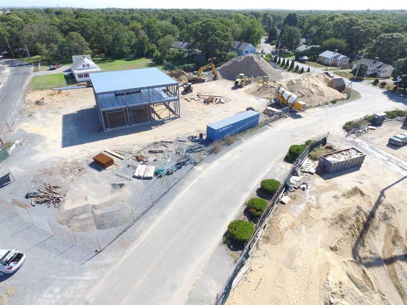 Update on Audi Cape Cod Construction