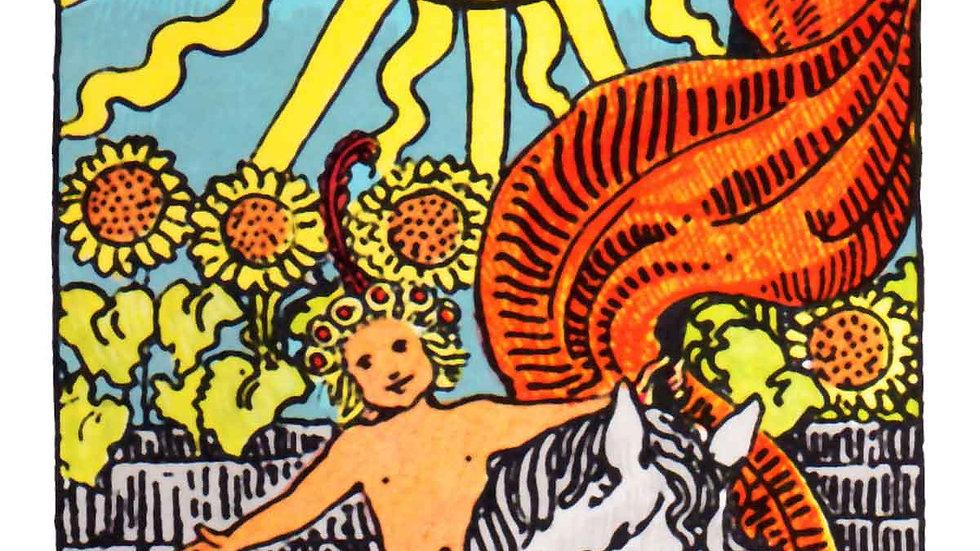 Intuitive Tarot Card Reading