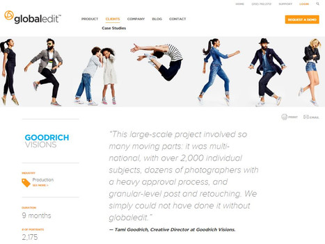 Featured: Global Edit Case Study on Goodrich Vision's Global Assignment