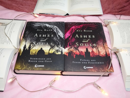 [Reihenvorstellung] Ashes and Souls