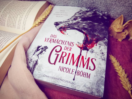 [Rezension] Das Vermächtnis der Grimms