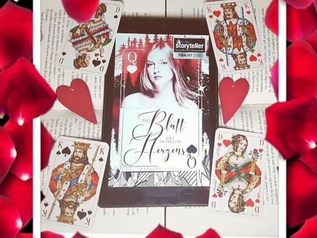 [Reihenvorstellung] Das Blatt des dunklen Herzens + Das Herz der roten Königin