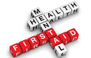 First Aid for our Mental Health