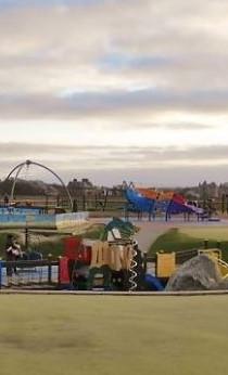 Ayr Beach Park