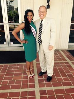 J and Mayor of Macon