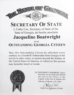 Outstanding Ga Citizen