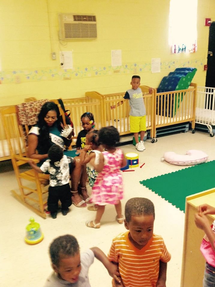 J at Day Care in Macon