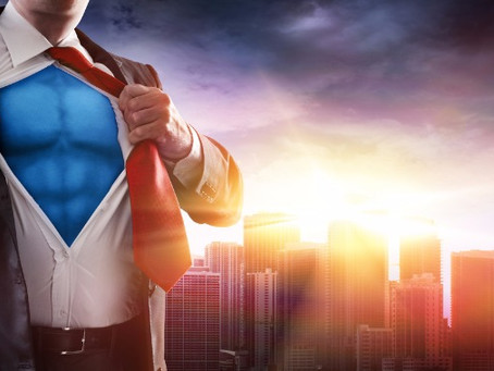 40 Days to Developing a Real Super Hero Power