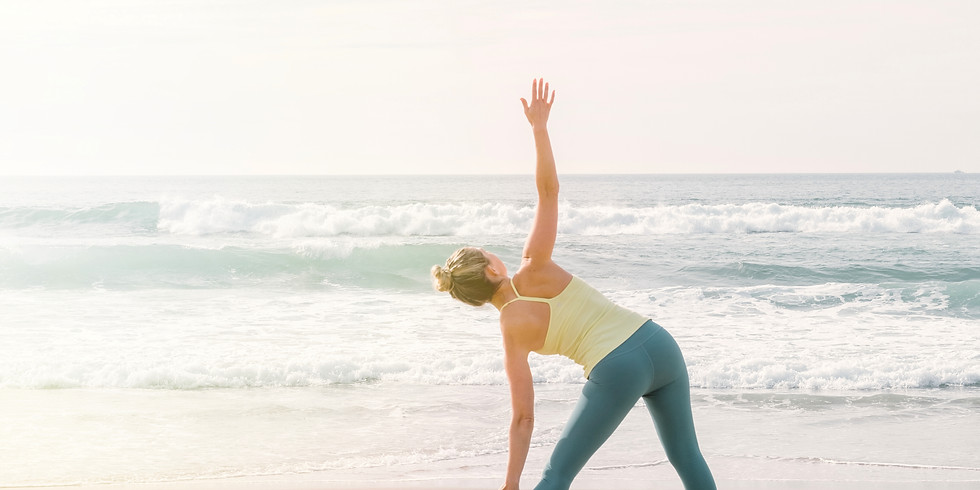 Yoga & Sound Healing (RSVP Required)