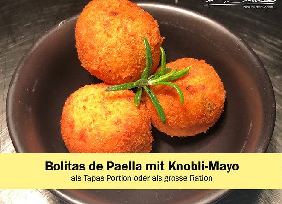 Bolitas de Paella