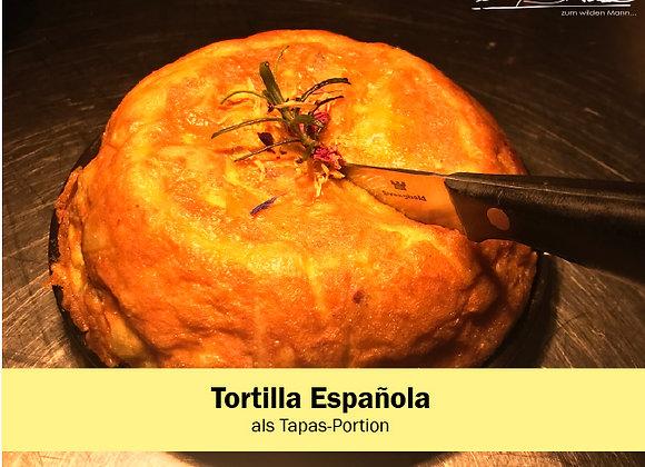 Tortilla Española für 1-2 Pers.