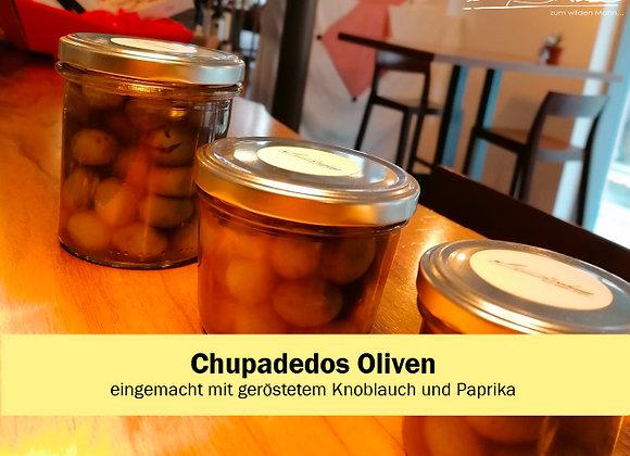 Oliven Chupadedos