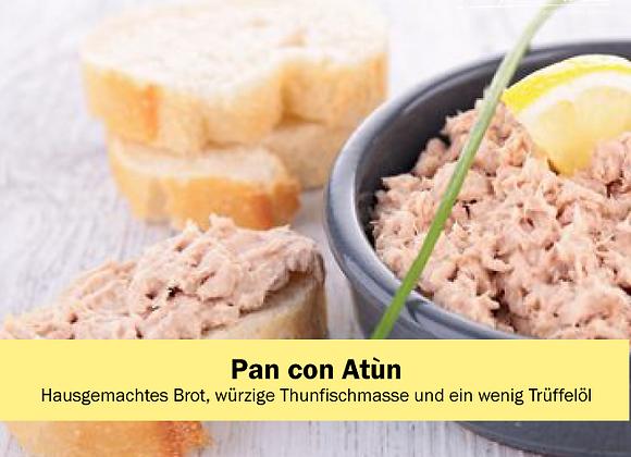 Pan con Atùn