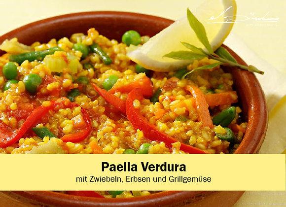 Paella Verdura (vegan)