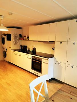 Küche für Gäste