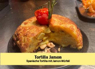 Tortilla Jamon