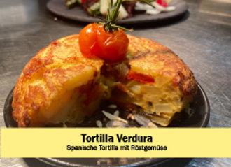 Tortilla Verdura