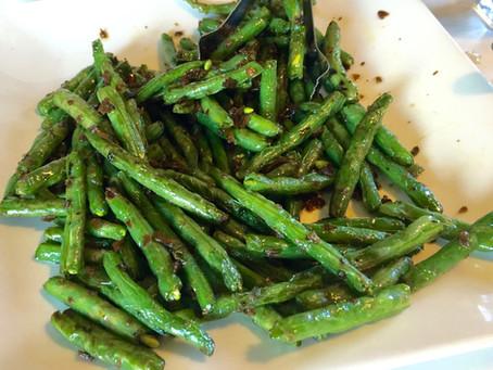 Recipe: Dry Sautéed String Beans