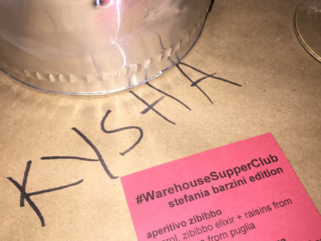 @Gustiamo #WarehouseSupperClub
