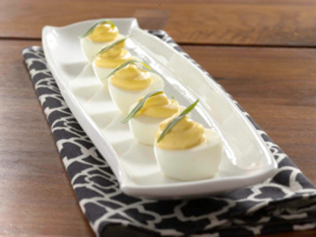 Chef Vanessa's Deviled Eggs