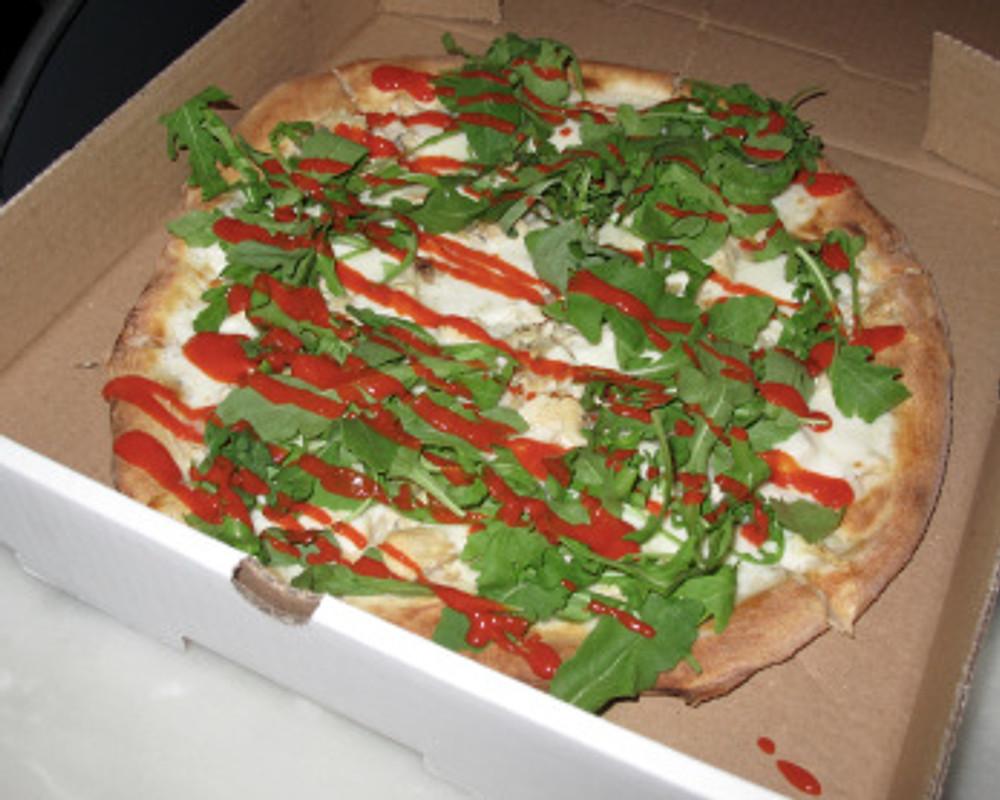 Harlem Pizza Co-the Hot Bird