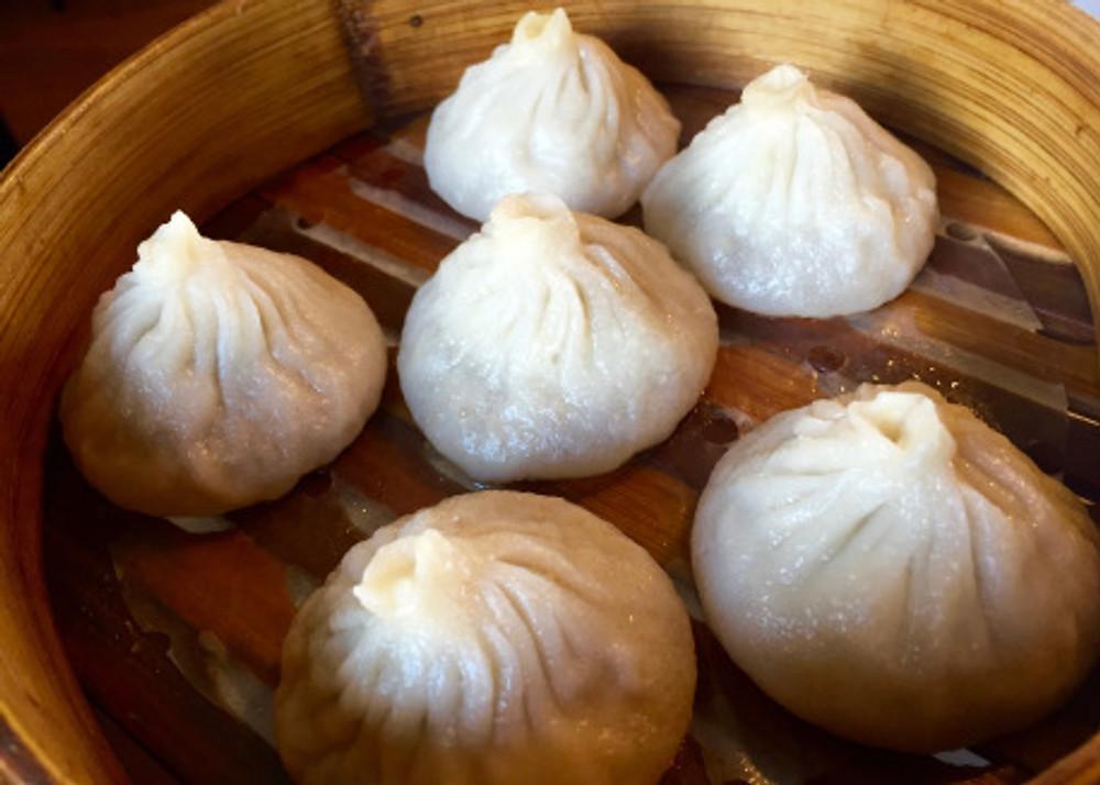 Shanghai 46-xiaolongbao soup dumplings