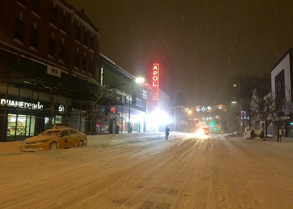 Blizzard Food-125th Street