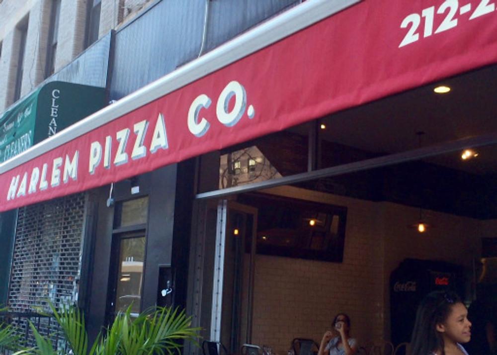 Harlem Pizza Co-exterior