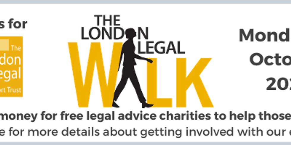 London Legal Walk for Refugee Legal Support - Athens