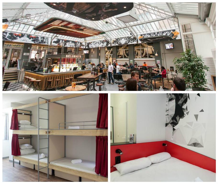St Christopher's Inn Paris - Gare du Nord hospedagem hotel