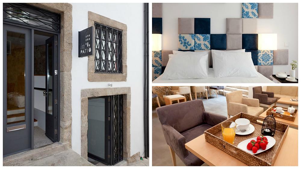 InPatio Guesthouse hospedagem Porto