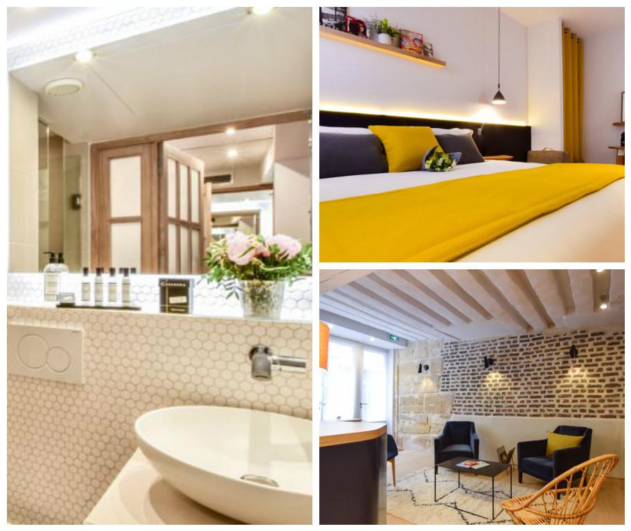 Victoire & Germain hotel hospedagem paris