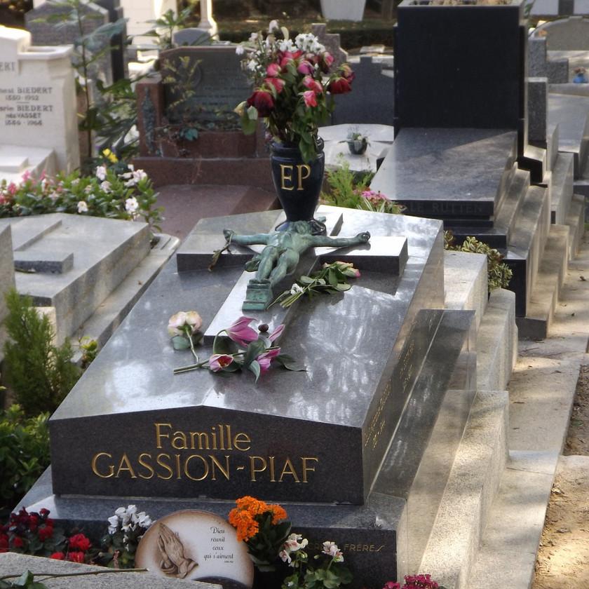 Cemitério Pere Lachaise Paris