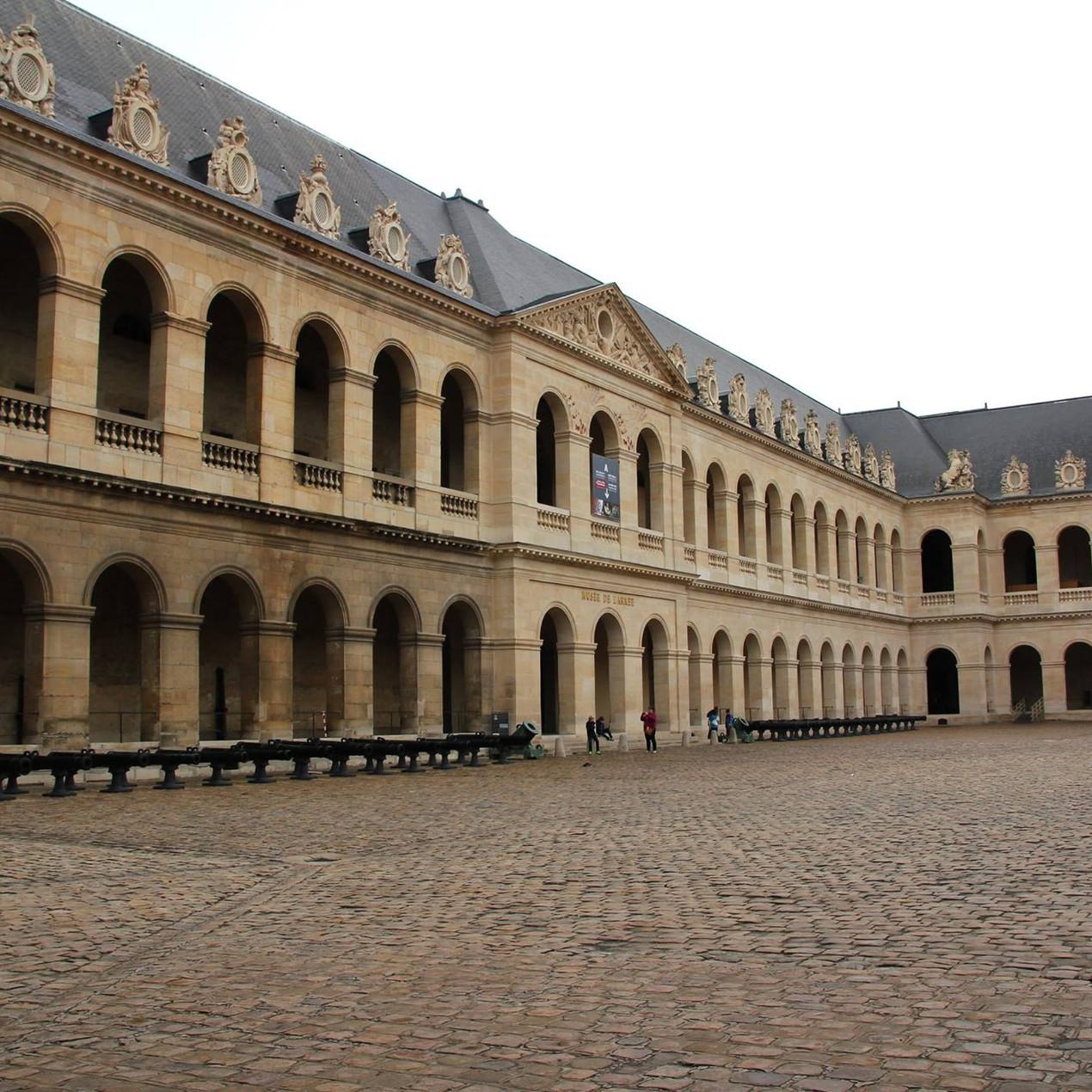 museu Hôtel des Invalides paris