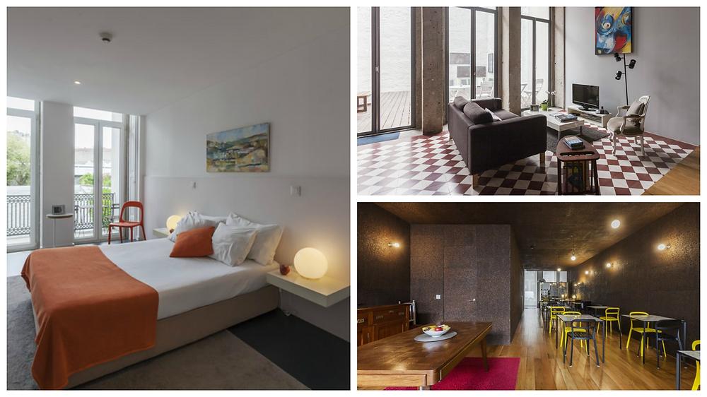 Cocorico Luxury Guesthouse hospedagem Porto