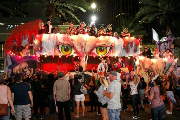Festival Krewe of Boo